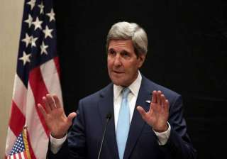 us secretary of state john kerry visits iraq -...
