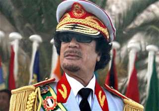 watch how gaddafi lived like a monarch in pics -...