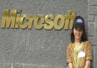 youngest microsoft professional from pakistan...