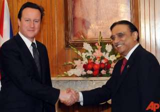 zardari for better ties with india - India TV
