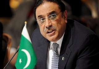 zardari returns home from dubai - India TV