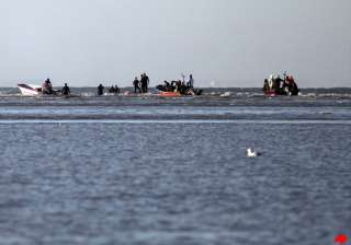 17 die when boat capsizes in iran - India TV