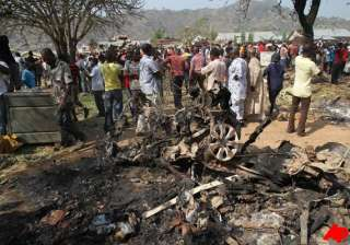 52 killed in clashes between rival ethnic groups...