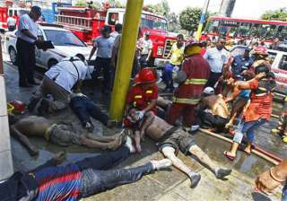 24 killed in fire at rehabilitation center in...