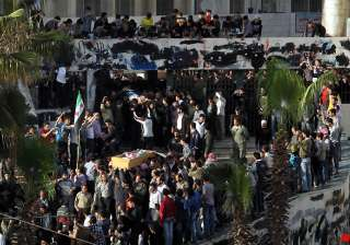 38 killed in syria violence - India TV