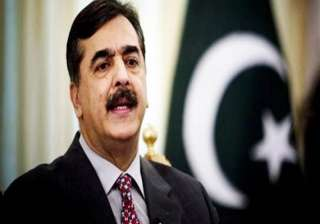 no chance of military coup in pak says gilani -...