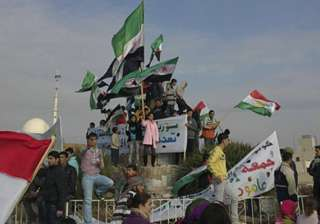 11 syria troops killed in clashes with deserters...