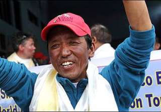 51 year old scales mt everest for 21st time -...