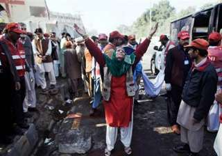 19 killed in pak blast - India TV