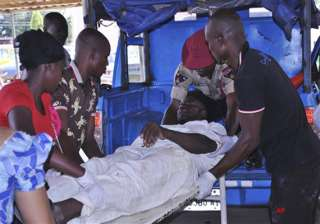 52 killed in nigeria church bombings - India TV
