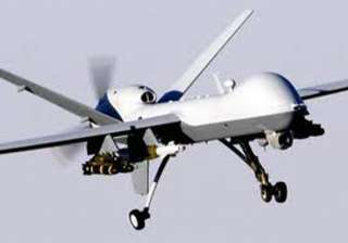 3 militants killed in us drone attack in pakistan...