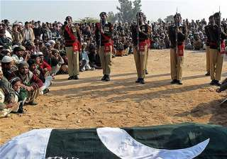 10 militants one soldier killed in pak clash -...