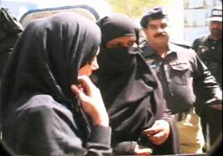 2 of 4 women condemned to death by tribal jirga...