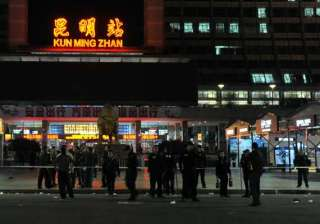 china blames islamic militants for kunming attack...