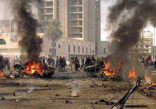 39 killed 51 wounded in iraq bombings - India TV