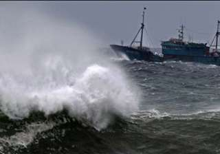 74 missing as south china sea typhoon sinks boats...