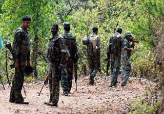 14 naxals arrested in chhattisgarh - India TV