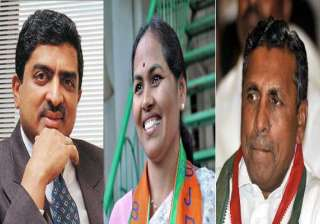 21 file papers in karnataka for april 17 ls polls...