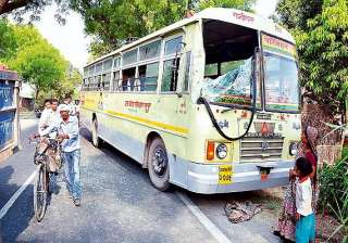 33 injured as roadways buses collide - India TV