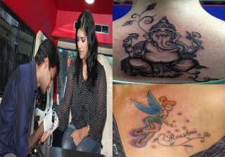 a tour to professional tattoo and body piercing...