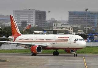 3 ai planes on standby for evacuation of indians...