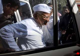 ailing anna admitted in pune hospital - India TV