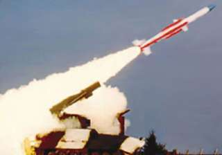 air force version of akash missiles successfully...