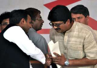 akhilesh to expand up cabinet raja bhaiya likely...