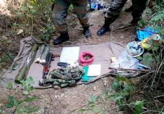 army recovers huge cache of arms ammunition in...