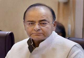 arun jaitley warns hoarders over food prices -...