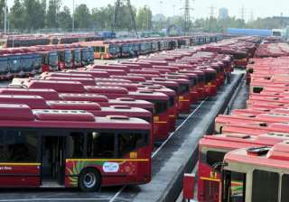 bjp demands cbi probe into delhi transport...