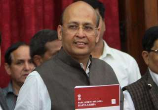 bjp bsp birds of same feather in up says singhvi...