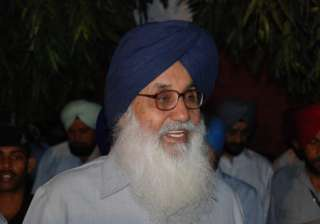 badal urges pm to secure release of crew of...