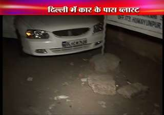 battery blast creates scare in posh locality of...