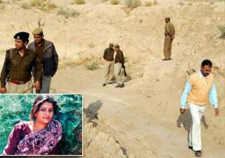 bhanwari murdered at the behest of a politician...