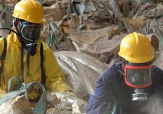 bhopal waste to be disposed of in germany - India...