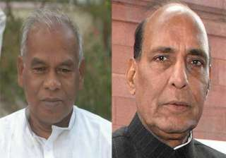 bihar cm disagrees with rajnath on naxals - India...