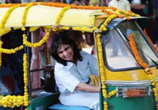 bihar gets women autorickshaw drivers - India TV