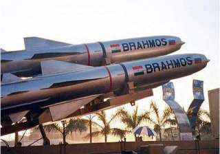 brahmos missile test fired from warship ins...