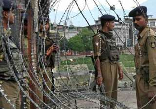 militants in fatigues attack army camp in kashmir...