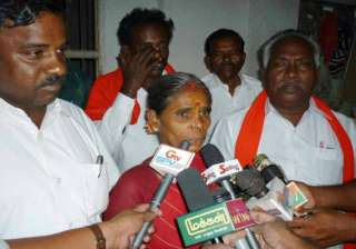 caste hindus prevent dalit panchayat chief from...