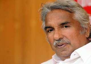chandy is frontrunner for kerala cm post election...
