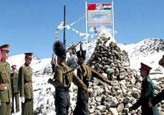 chinese troops intruded 20 km inside arunachal...