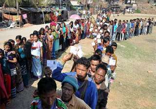 mizoram church leaders oppose voting counting...