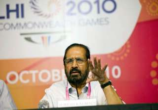 cong cracks whip on kalmadi suspends him after...
