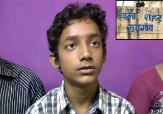 courage 14 year old gurgaon boy fights kidnappers...