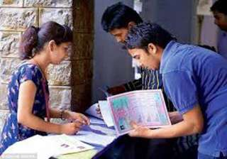 du admission process starts today 54 000 seats at...