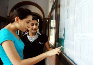du 2nd list out cut off drops admission in b.com...