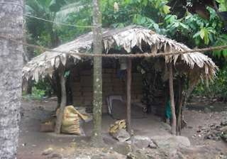daughter dumps 90 year old mother in goat shed in...