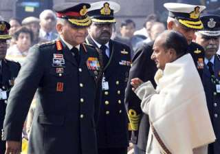 defence minister antony blames army for chief s...